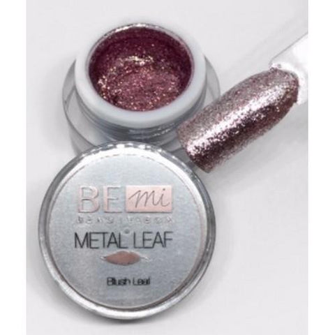 BEmi Beauty Box - Blush Metal Leaf Gel - 5mL