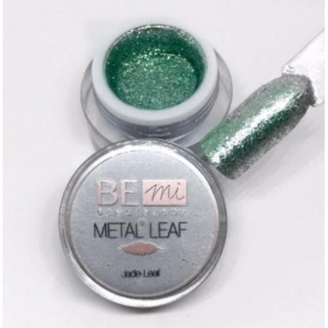 BEmi Beauty Box - Jade Metal Leaf Gel - 5mL