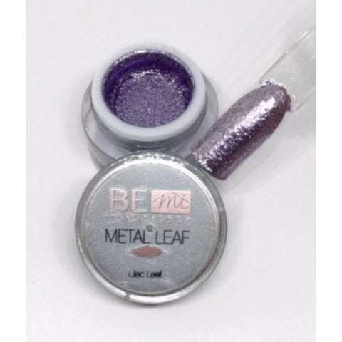 BEmi Beauty Box - Lilac Metal Leaf Gel - 5mL