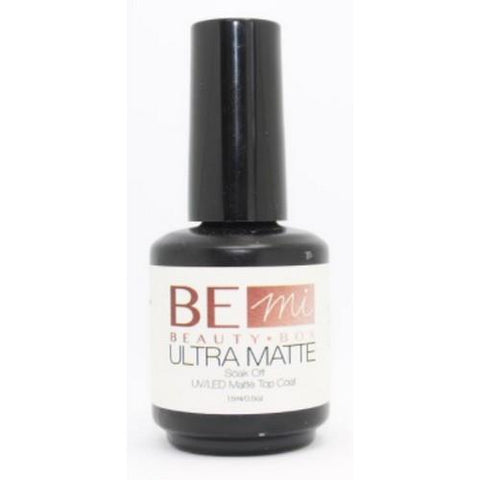 BEmi Beauty Box - Ultra Matte Top Coat - 15mL