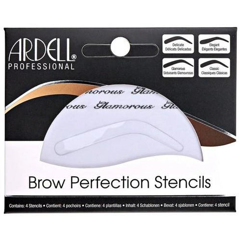 Ardell - Brow Stencil - 2 Pairs