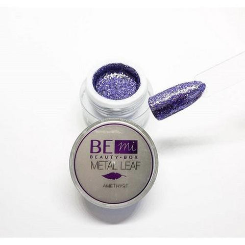 BEmi Beauty Box - Amethyst Metal Leaf - 5ml