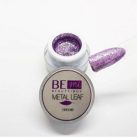 BEmi Beauty Box - Orchid Metal Leaf - 5ml