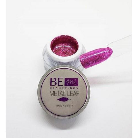 BEmi Beauty Box - Raspberry Metal Leaf - 5ml
