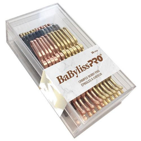 BaByliss Pro - Crimped Bobby Pins