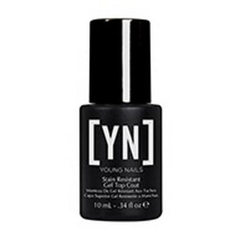 Young Nails - Stain Resistant Gel Top Coat - 10ml