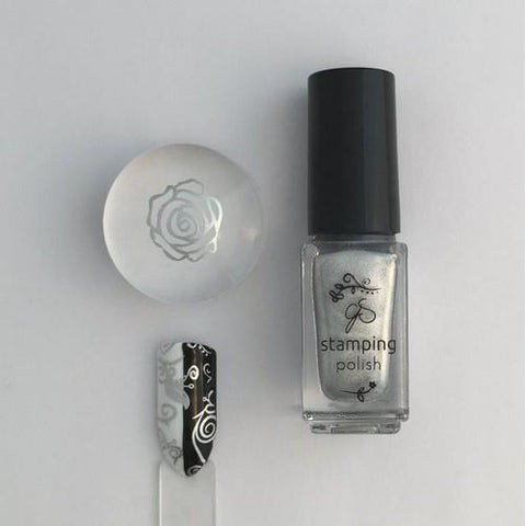 Clear Jelly Stamper - #04 Steal The Show - 5ml