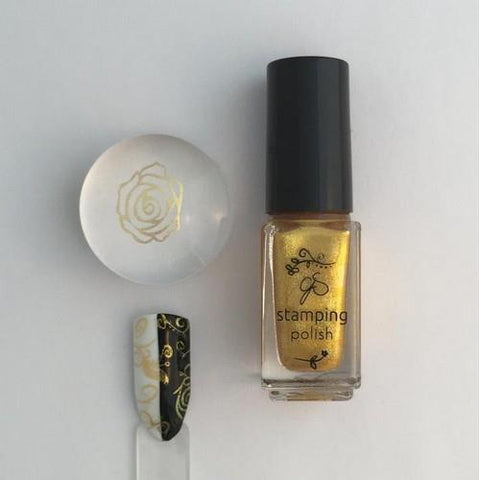 Clear Jelly Stamper - #03 All that Glitters - 5ml
