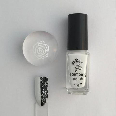 Clear Jelly Stamper - #02 Jenny's Gonna Love It!! - 5ml