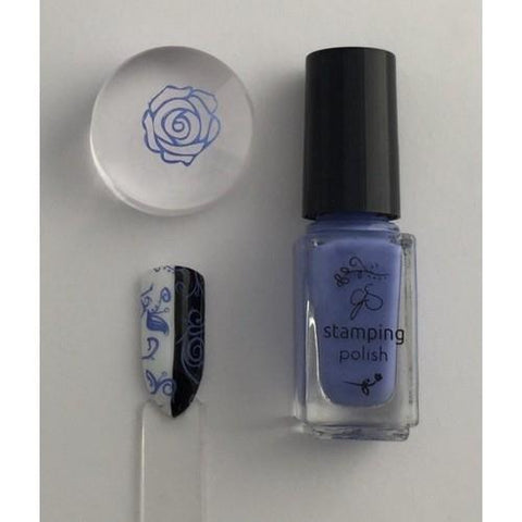 Clear Jelly Stamper - #25 Perry Wink Le - 5ml