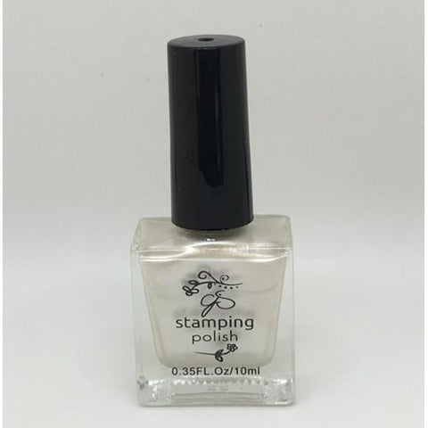 Clear Jelly Stamper - #34 Angelic White - 10ml