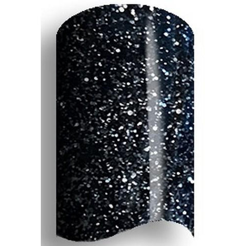 Amore Ultima Prisma FX - Black Sparkle - 8ml