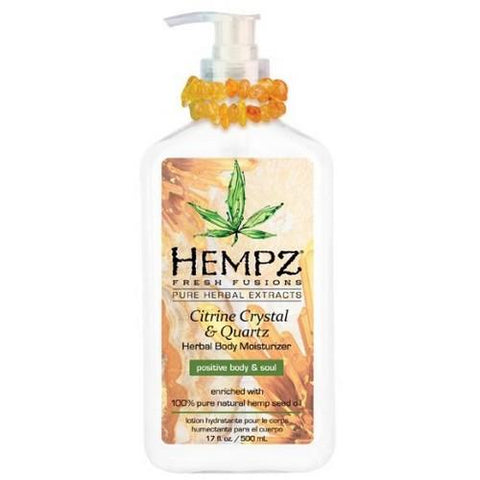 Hempz - Citrine Crystal & Quarts - 500ml