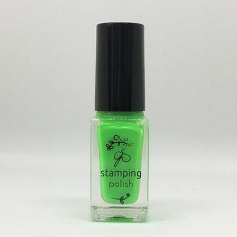 Clear Jelly Stamper - #12 Glee Tree Green - 10ml