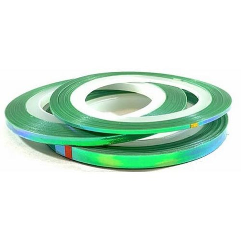 PF - Striping Tape - Green Holo 3pk.