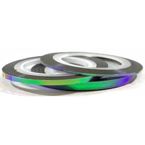 PF - Striping Tape - Grey Holo 3pk.