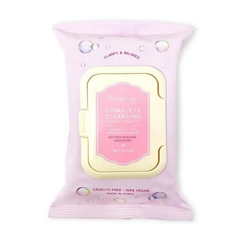 Creme - Micellar Cleansing Wipes - 30 Pack