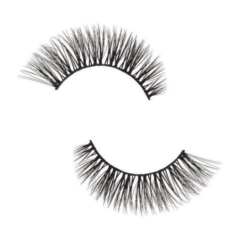 Creme Strip Lashes -3D Hunny Bunny - 1 Pair