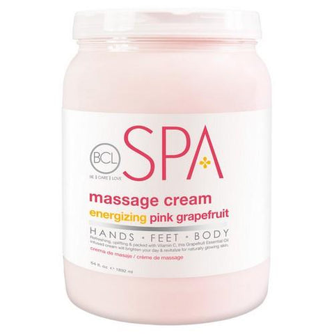BCL - Pink Grapefruit Massage Lotion - 64 oz
