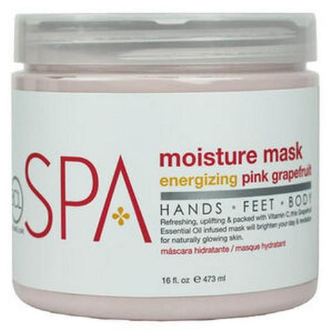 BCL - Energizing Pink Grapefruit Moisture Mask - 16 oz