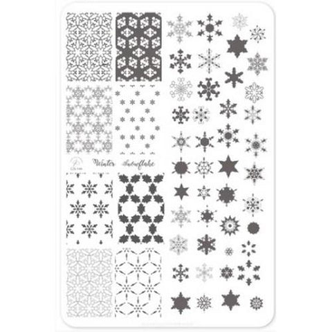 Clear Jelly Stamper - Frosted - Stamping Plate