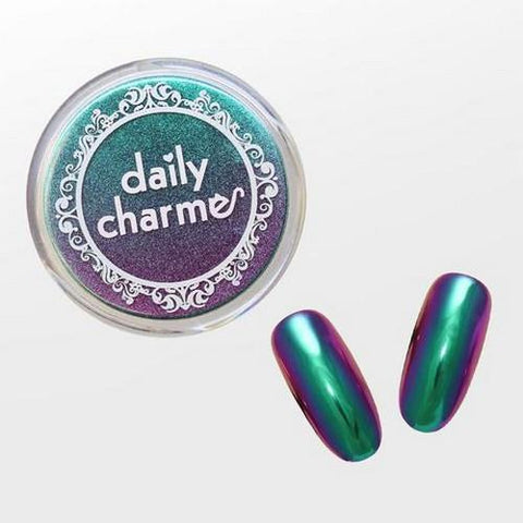 DC - Chameleon Chrome Powder - Artemis Green