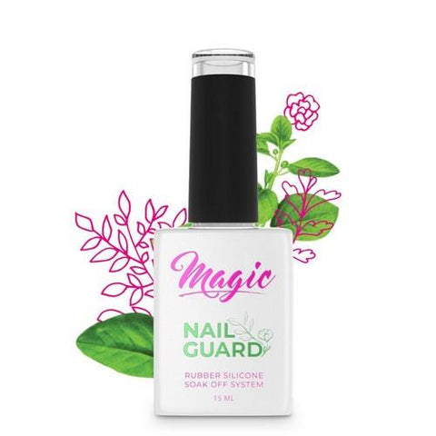 Magic - Nail Guard - Tackless Hyper Shine Top - 15ml