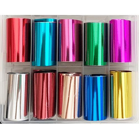 PF - Foil - Metallic Brights - 10pk.