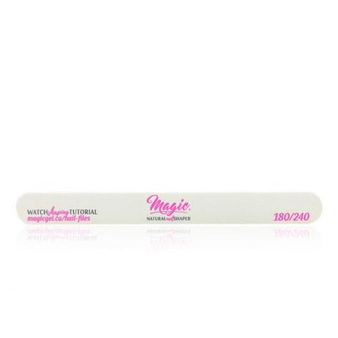 Magic - File - Natural Nail Shaper 180/240
