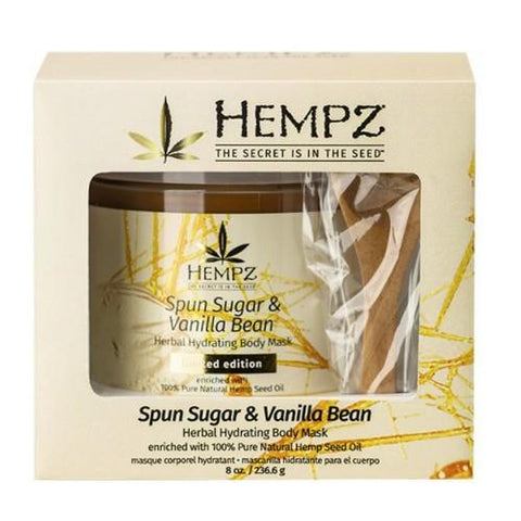 Hempz - Spun Sugar & Vanilla Bean - Body Mask 8oz