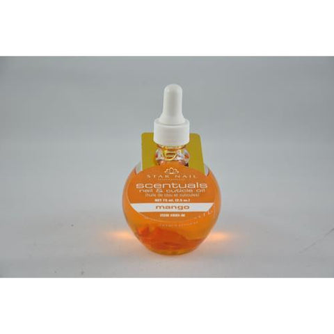 Star Nail - Mango Cuticle Oil - 2.5oz