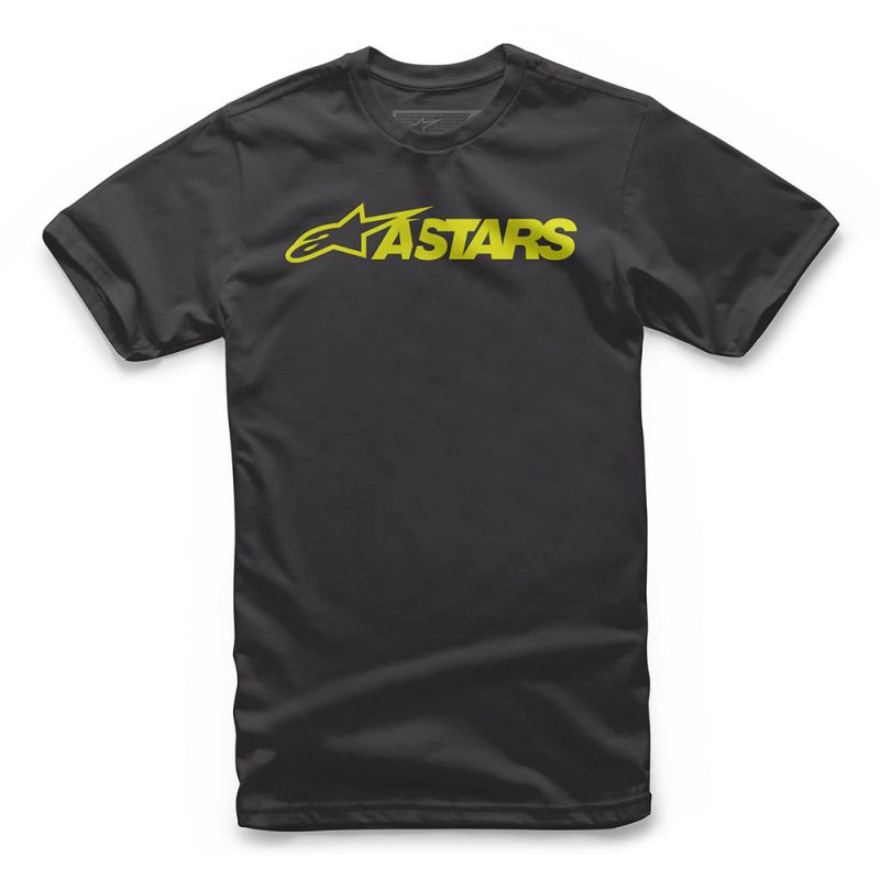 Tee: ALPINESTARS MX BLAZE Black