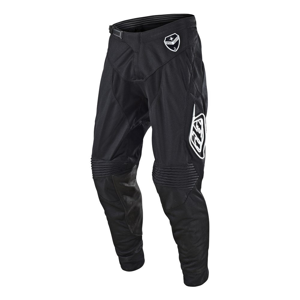 Pants: TROY LEE DESIGNS 2020 SE AIR SOLO Black