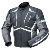 Jacket: DRIRIDER STRADA Black/White/ Anthracite