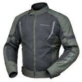 Jacket: DRIRIDER BREEZE Olive