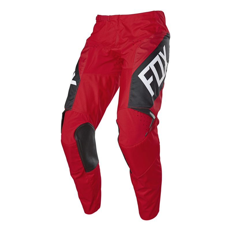 Pants: FOX 2021 Youth 180 REVN Flame Red