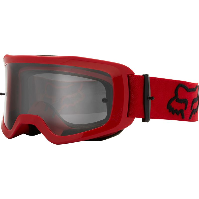 Goggles: FOX 2021 MAIN STRAY Youth Flame Red