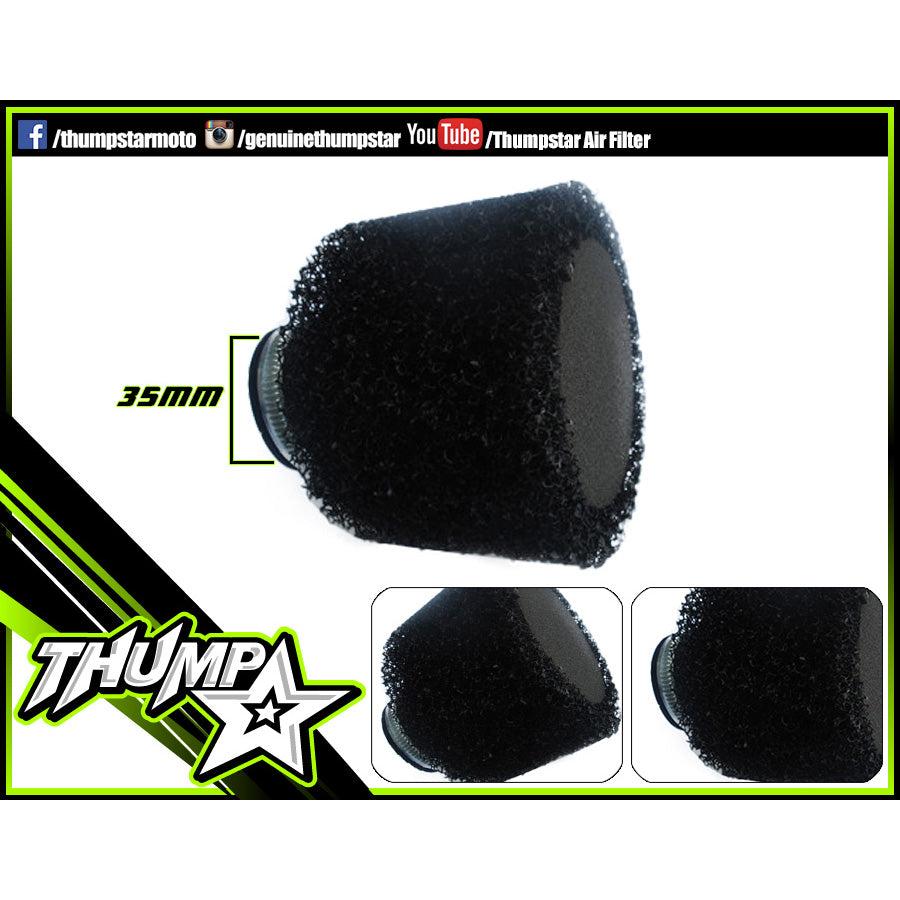 Air Filter: THUMPSTAR 35mm AIR FILTER
