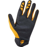 Gloves: SHIFT 2018 3LACK LABEL AIR Yellow