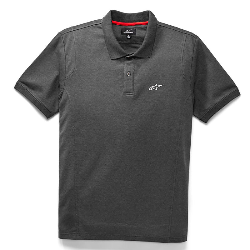 Tee: ALPINESTARS CAPITAL POLO Charcoal