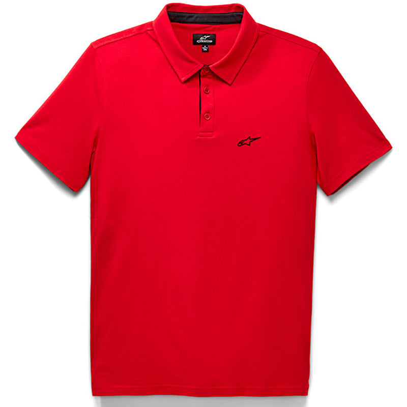 Tee: ALPINESTARS ETERNAL POLO Red