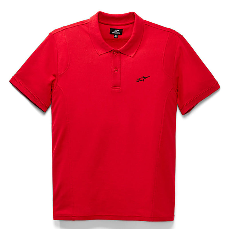 Tee: ALPINESTARS CAPITAL POLO Red