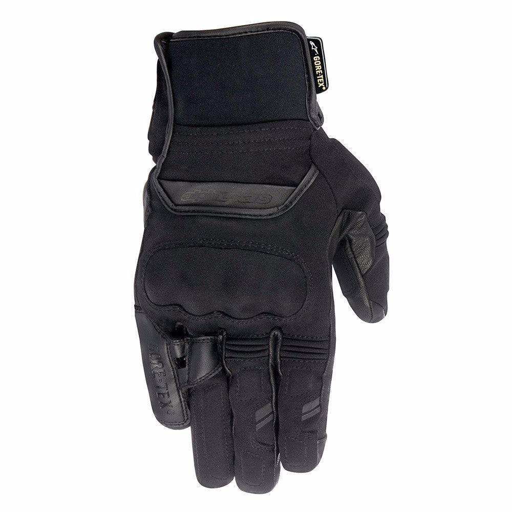 Gloves: ALPINESTARS POLAR GORETEX Black