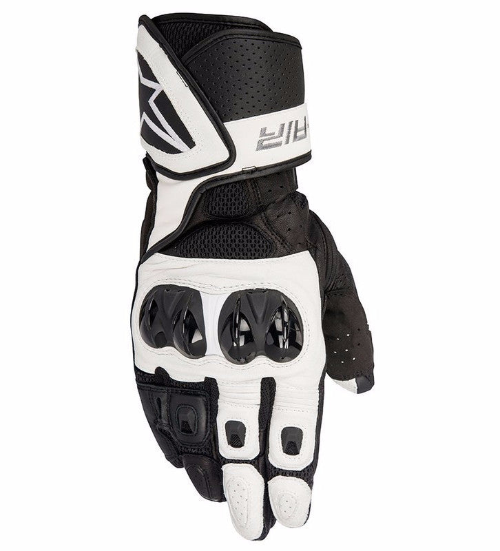 Gloves: ALPINESTARS SP AIR Black/White