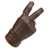 Gloves: BILTWELL WORK Chocolate