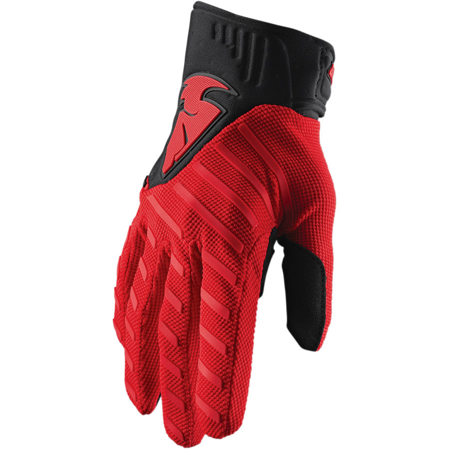 Gloves: THOR 2020 REBOUND Red/Black