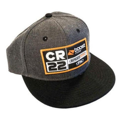 Hat: FACTORY EFFEX CR22 TEAM Snapback Black