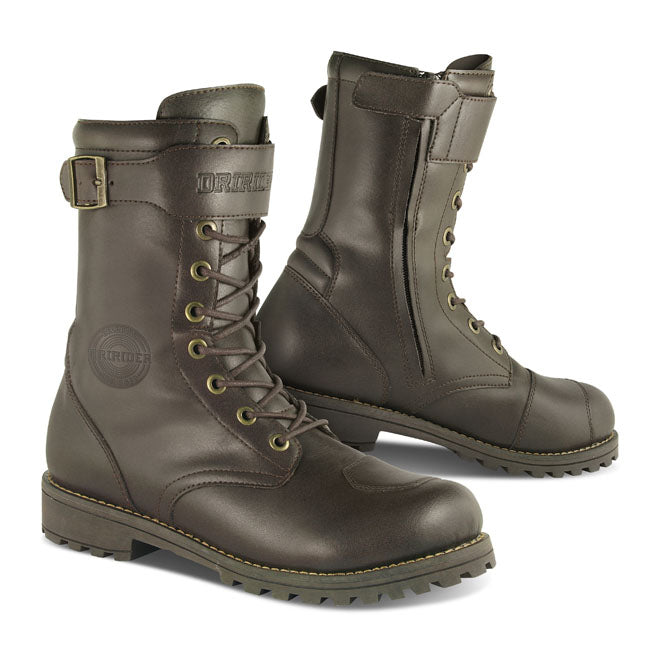 BOOTS: DRIRIDER LEGEND Brown