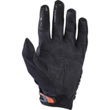 Gloves: FOX 2018 BOMBER Black/Orange