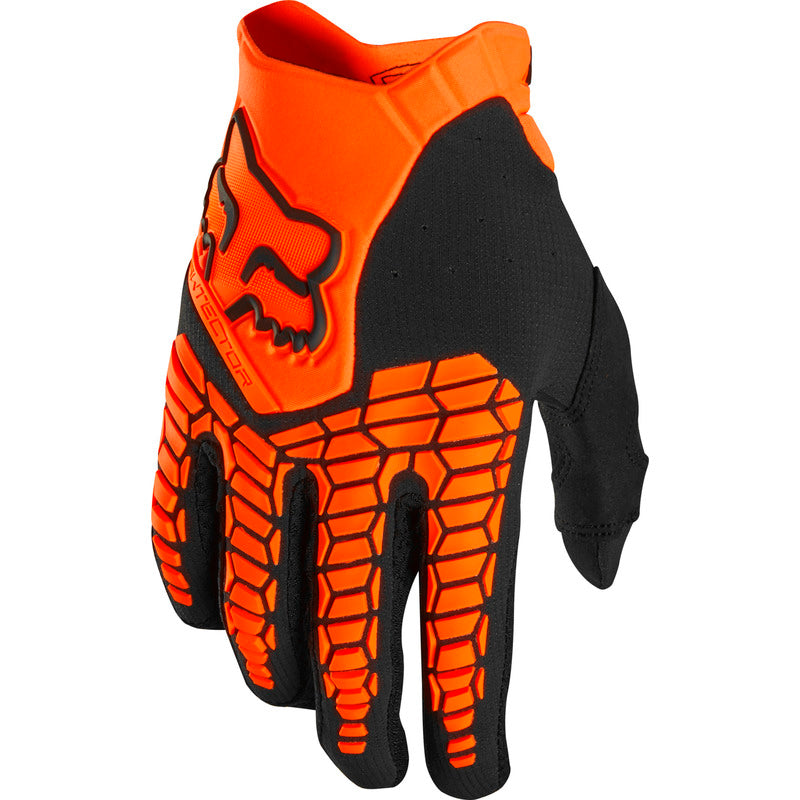 Gloves: FOX 2020 PAWTECTOR Fluro Orange